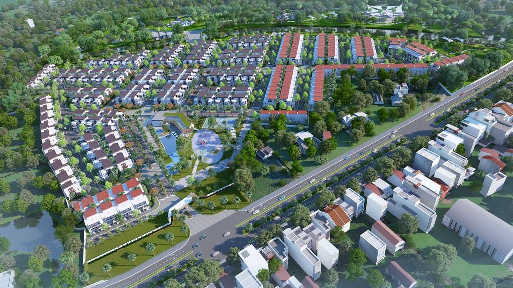 Kết quả hình ảnh cho khu đô thị