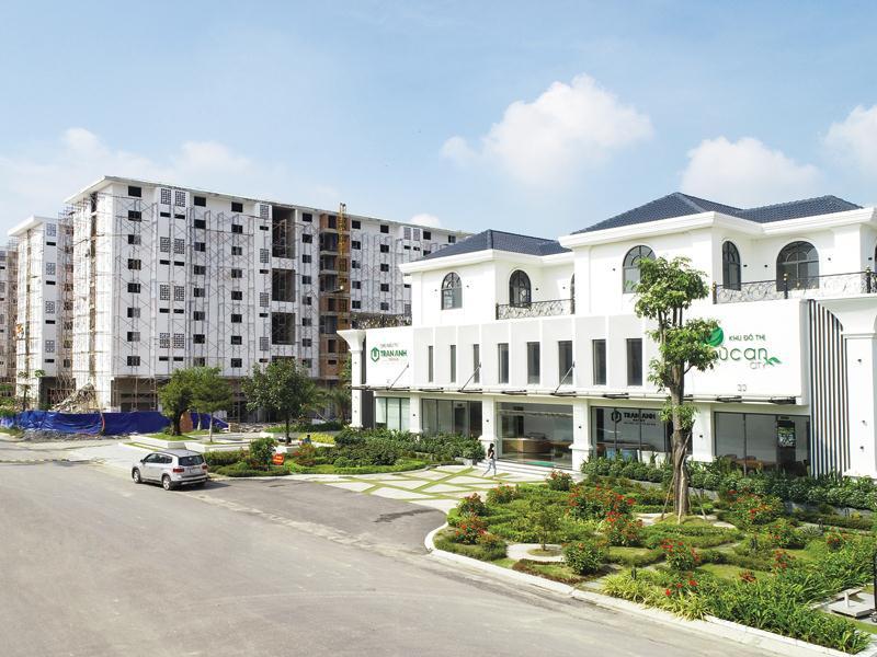 Dự án Phúc An City, điểm nhấn của Trần Anh Group tại thị trường bất động sản Long An