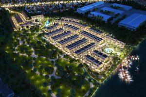 Phối cảnh dự án Solar City