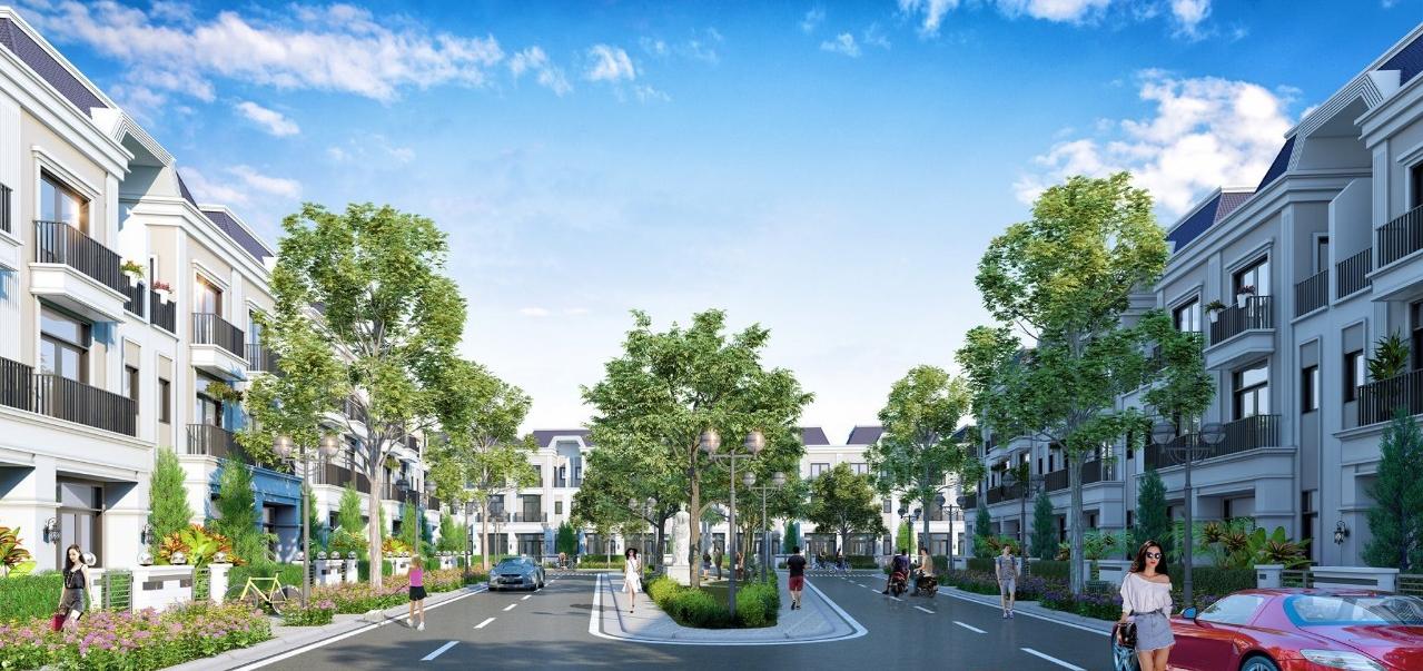 Được xây dựng với 60% diện tích công trình công cộng, đây là điểm đến lý tưởng cho các cư dân trẻ