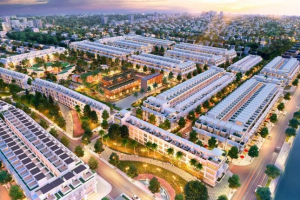 Các dự án nhà mặt phố liền kề phú hợp cho việc đầu tư kinh doanh