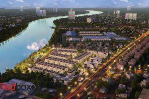 Tổng thể dự án Solar City