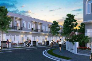 Hình ảnh mô phỏng các căn hộ được mở bán đợt 1 của Solar City Trần Anh