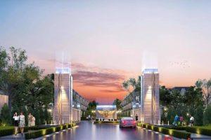Dự án Solar City nằm trên tuyến đường huyết mạch của tỉnh Long An
