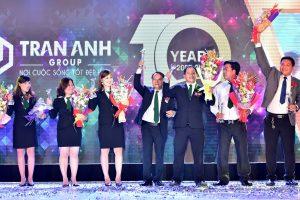 Uy tín của chủ đầu tư Trần Anh Group được khẳng định trong giới bất động sản
