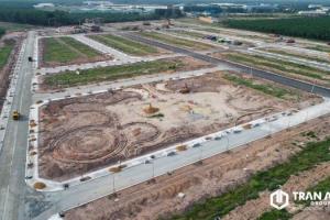 Phúc An Garden hiện mở bán 1600 lô đất nền với giá 650 triệu/nền