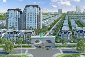 Dự án Phúc An Garden sở hữu vị trí đắc địa, không gian sống đẳng cấp