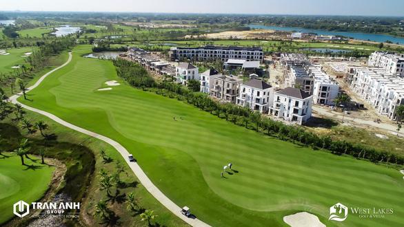 Mối liên kết chặt chẽ giữa bất động sản và du lịch golf - Ảnh 1.